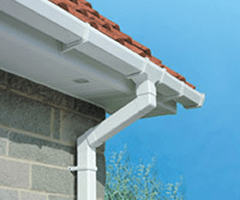 High Quality Roofline and Guttering